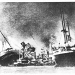 The S.S. Bremen (according to Ancestry.com)