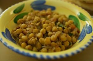 Chana Masala - Northern Chickpea Curry