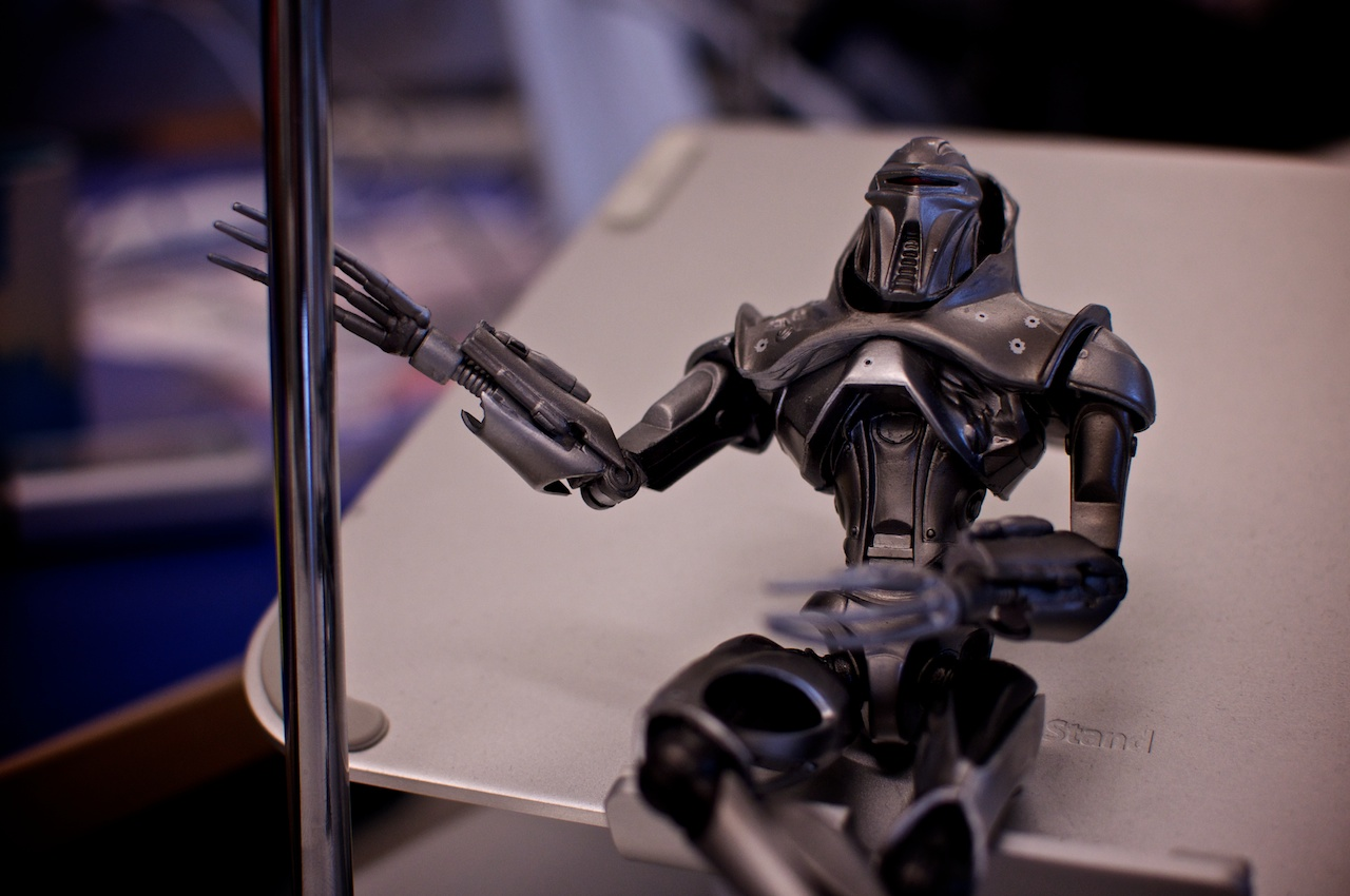 Cylon Desk Buddy